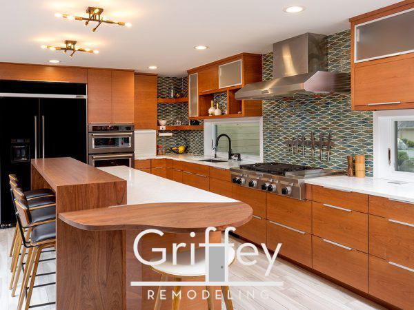 Columbus, Ohio kitchen remodel. 2018 NARI Tour of Remodeled Homes - Best of Show Winner