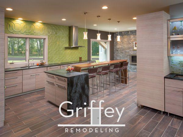 Powell, Ohio kitchen remodel. 3-time Award Winner and featured in the Columbus Dispatch