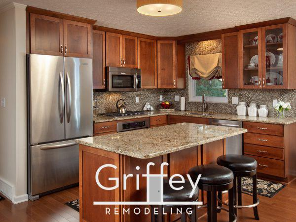 Westerville, Ohio kitchen remodel