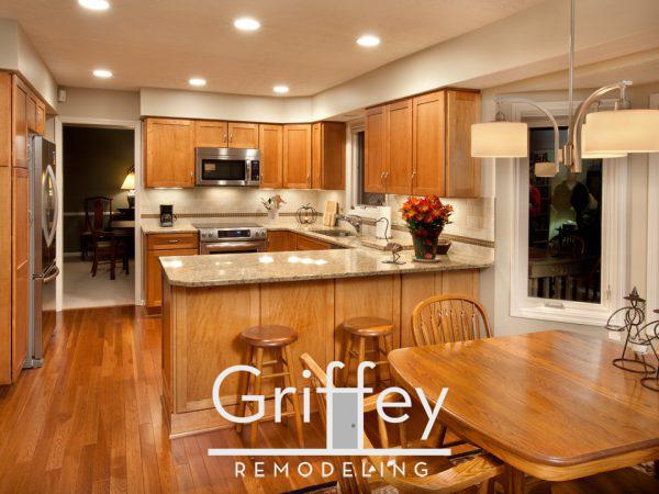 Worthington, Ohio Kitchen Remodel