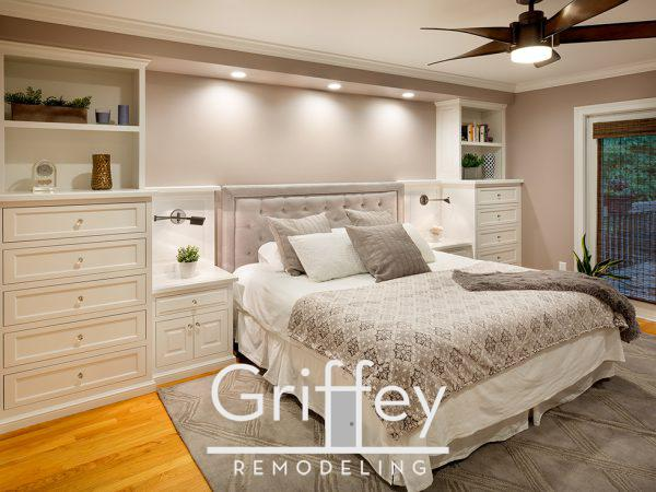 Worthington, Ohio master bedroom remodel