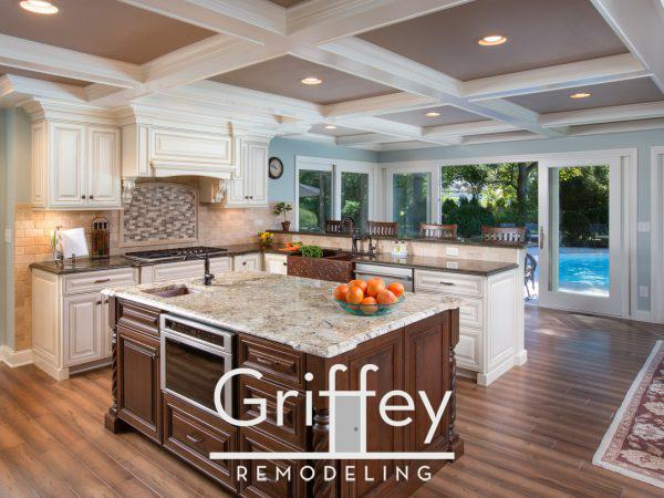 Upper Arlington, Ohio kitchen Remodel. 3-time award winner including best of show