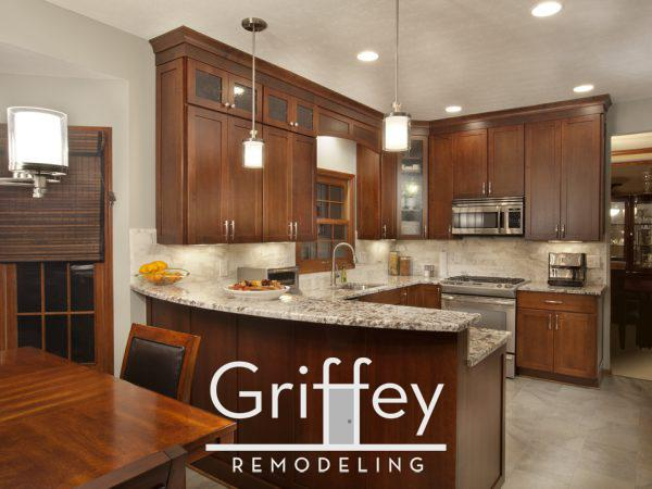 Hilliard, Ohio kitchen remodel