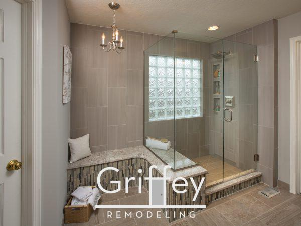 Reynoldsburg, Ohio bathroom remodel