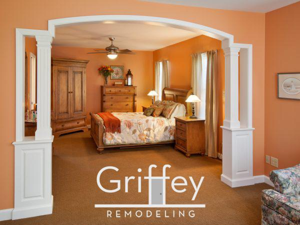 Upper Arlington, Ohio master suite remodel