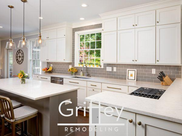 Upper Arlington, Ohio kitchen Remodel
